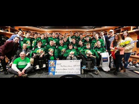 [COL] Pot of Gold fundraiser helps Romito family