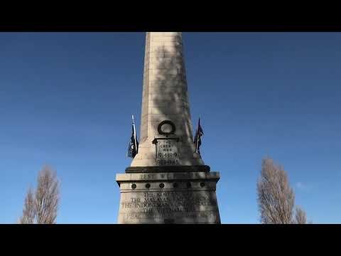 Video I - N. Lygeros: Hobart Cenotaph. Hobart, Tasmania, 17/09/2019