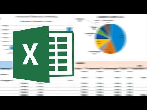 Microsoft Excel lernen für Anfänger - umfangreicher Grundkurs [Einsteiger, Basics, Kurs, Grundlagen]
