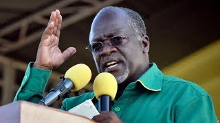 Magufuli:I need quick answers, why there is no water yet the contractor has received 800 million