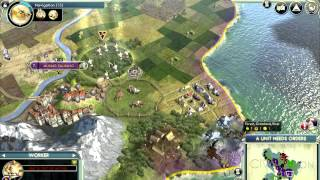 Видео Sid Meier's Civilization V