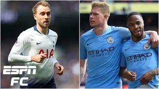 Premier League Predictor: Man City Vs. Tottenham, Everton Vs. Man United & More | Premier League