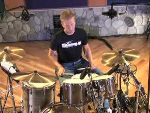 Drum Lessons - Tom-Tom Beats