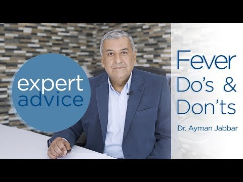 Fever: Dos & Don'ts