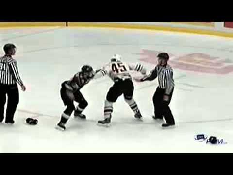 Julien Proulx vs. Zach Beaton