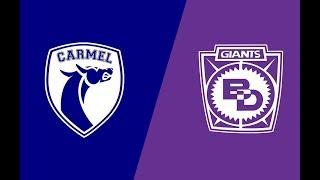Carmel vs. Ben Davis - 2019 IHSAA Boys Basketball 4A State Finals