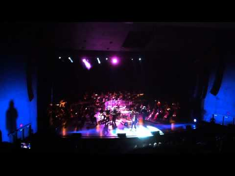 The Music of Michael Jackson: Billie Jean performed by James Delisco and the Charlotte Symphony!
