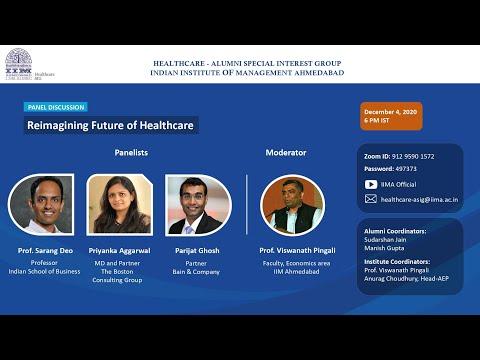 Reimagining Future of Healthcare