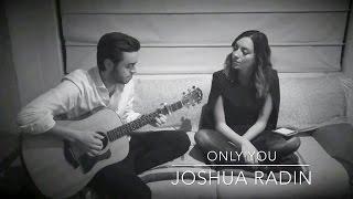 Regina Blandón | Only you - Joshua Radin (Cover)