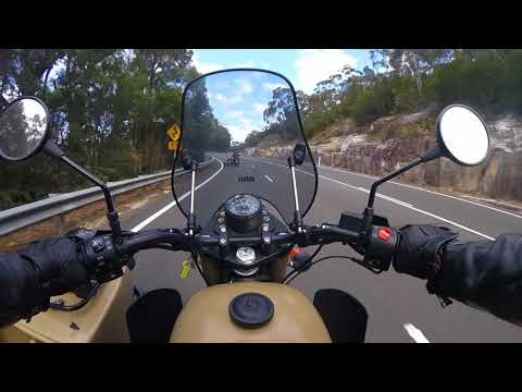 Road Test: Ural Sahara Sidecar Outfit with the lot