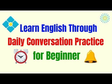 Download Basic Conversation To Learn English Daily English Speakin