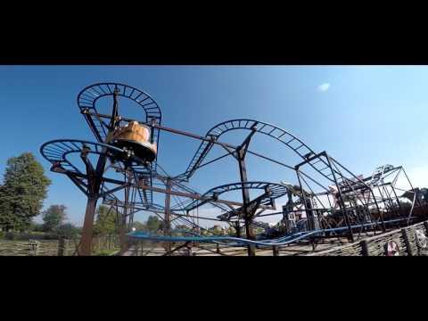 Viking Roller Coaster