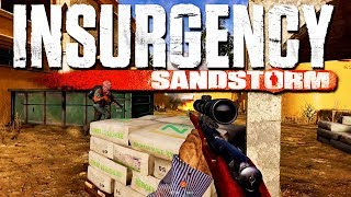 Insurgency Sandstorm: Tactical Shooter coming to Console!