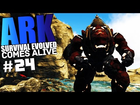 Ark Survival Evolved   Rockulous Prime Evolution Pranking Sl1pg8r Modded 24    Ark Mods Gameplay