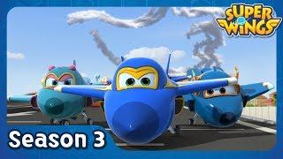 Abu Dhabi Thunder 1 | super wings season 3 | EP31