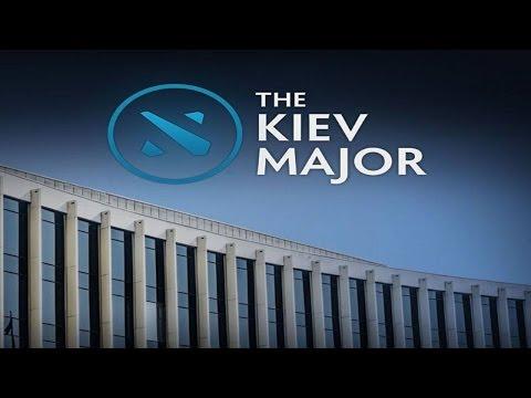 Secret vs DC  Game 1    Kiev Major 2017  Team Secret vs Digital Chaos