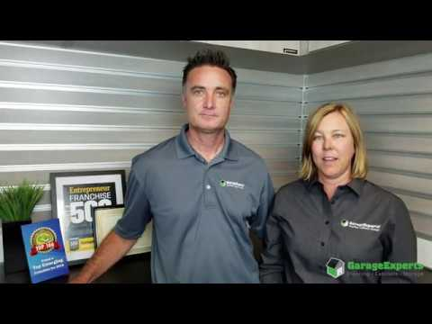 Garage Experts of Orange County Bio Video