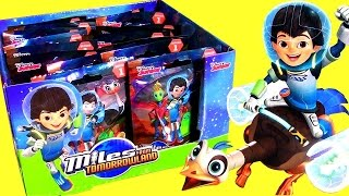 Disney Miles from Tomorrowland Blind Bads Surprise Full Case Opening from Disney Junior Kids Toys