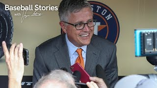 Jeff Luhnow: World Series Is Validation for Innovation | Baseball Stories