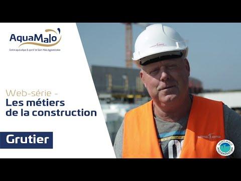 Les métiers de la construction : Grutier