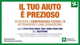 Conferenza stampa Regione Lombardia di Lombardia Notizie