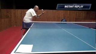 How To Serve Fast And Long | Table Tennis | Pingskills