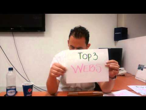 TOP 5 SITIOS PARA CREAR PAGINAS WEB