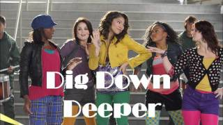 Zendaya - Dig Down Deeper (Full Song)