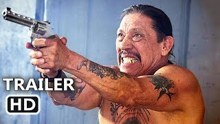 MAXIMUM IMPACT Official Trailer (2018) Danny Trejo, Mark Dacascos Movie HD