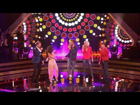 Opening Alvaro Soler met Ruben, Bibi, Tooske en Bu - IT TAKES 2