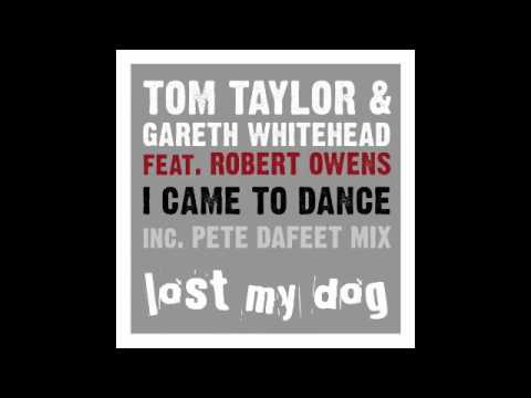 T.Taylor & G.Whitehead ft. R.Owens - I Came To Dance (P.Dafeet Vocal Mix)