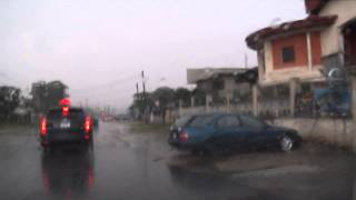 preview picture of video 'Driving from House to Office, PH, Dec03 2014'