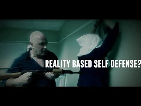 Reality Based Self Defense is FAKE!  Get Real!