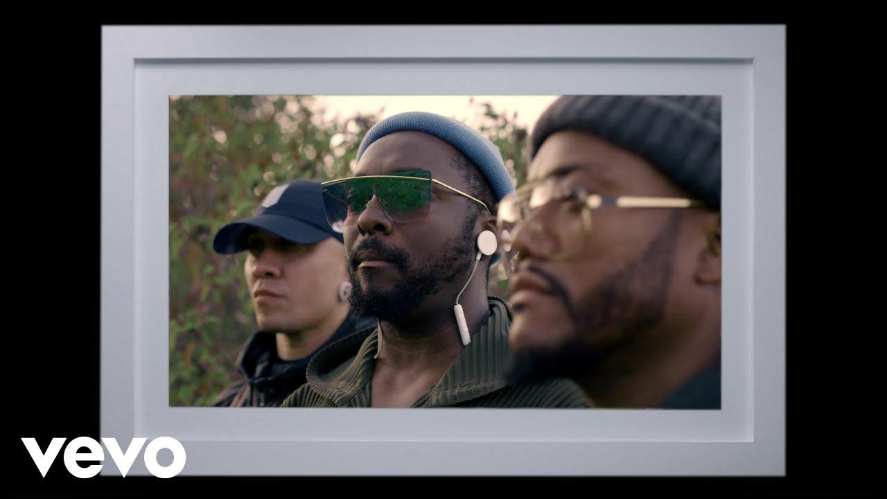 The Black Eyed Peas — Vibrations pt.1 pt.2