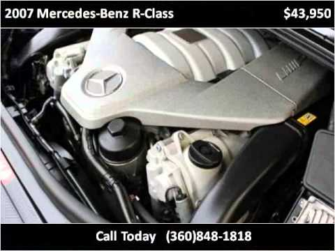 2007 Mercedes-Benz R63 AMG 503HP AWD