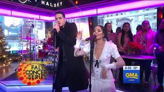G-Eazy and Halsey - Him & I (Live at Good Morning America)