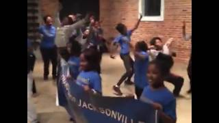 The Diamonds of Jacksonville Mannequin Challenge