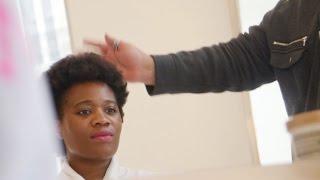 Comment réaliser l'afro parfait avec Mizani !