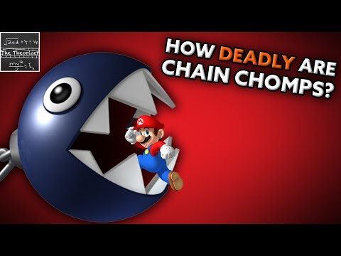Mario: The UNGODLY Science of Chain Chomps [REVISED THEORY]