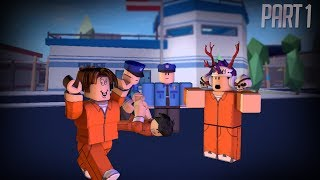 TEACHING A NOOB HOW TO PLAY JAILBREAK! PART ONE! **FUNNIEST VIDEO EVER**