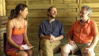 Interview de présentation des intervenants du Sommet : La Maison 24 – Palzang et Ivan