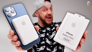 🔋 Apple MagSafe Battery Pack Unboxing: Proč ho budu vracet?! | WRTECH [4K]