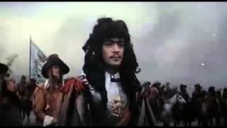 Sweden cavalry attack (Battle of Prostken, 1656)