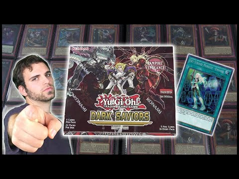 *NEW* YuGiOh Dark Saviors MASTER Box Opening & Review! Calling other YugiTubers!! OH BABY!!!