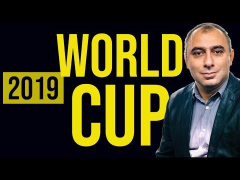 2019 World Cup: Radjabov vs. Ding, Game 3   Games of the Week - GM Varuzhan Akobian