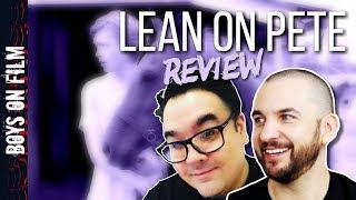 MOVIE REVIEW: Lean On Pete starring Charlie Plummer & Chloë Sevigny