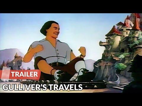 Video trailer för Gulliver's Travels 1939 Trailer   Lanny Ross