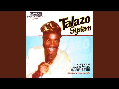 Talazo System
