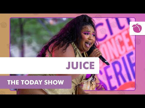 Lizzo - Juice (Live on The Today Show / 2019)