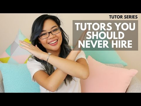 The type of tutor you should NEVER have | Tutor series | Lisa Tran